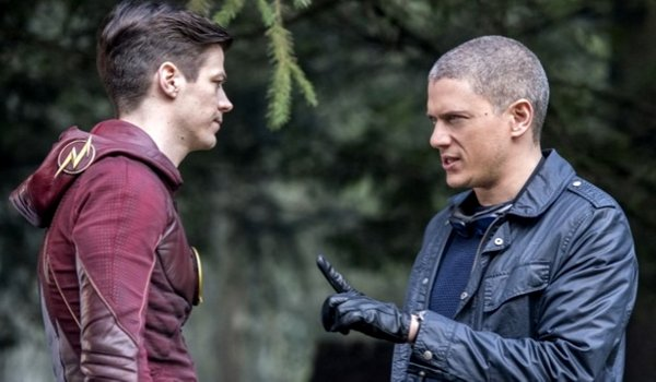The Flash - Infantino Street TV review