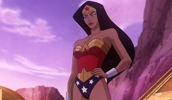 Wonder Woman DVD review