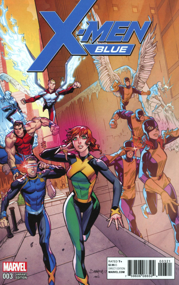 X-Men: Blue #3 comic review