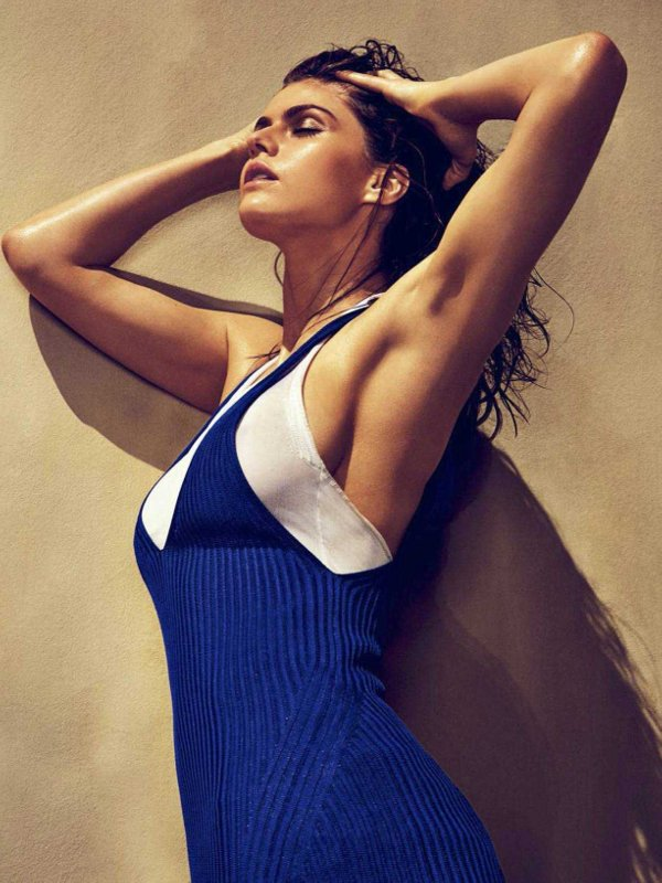 Alexandra Daddario - GQ Spain (July/August 2017)