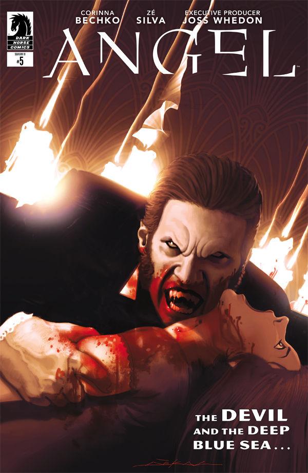Angel Season Eleven #5 comic review