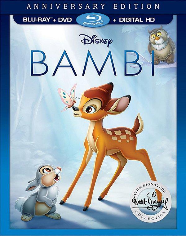 Bambi Blu-ray review