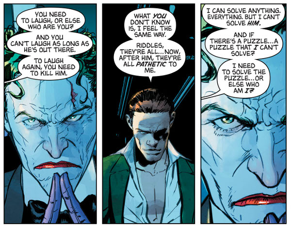 Batman #25 comic review