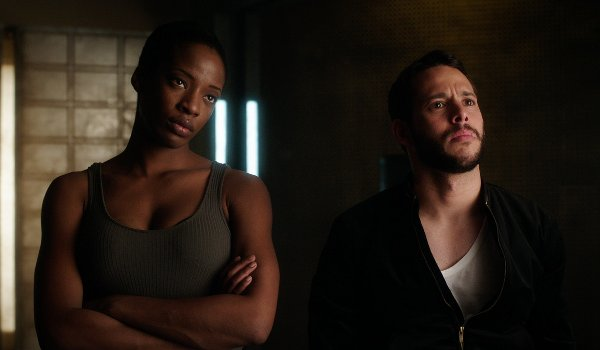 Dark Matter - All the Time in the World TV review