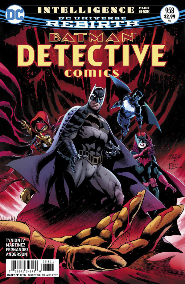 Detective Comics #958 comic review
