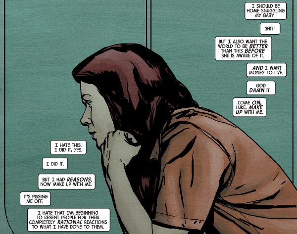 Jessica Jones #9 comic review