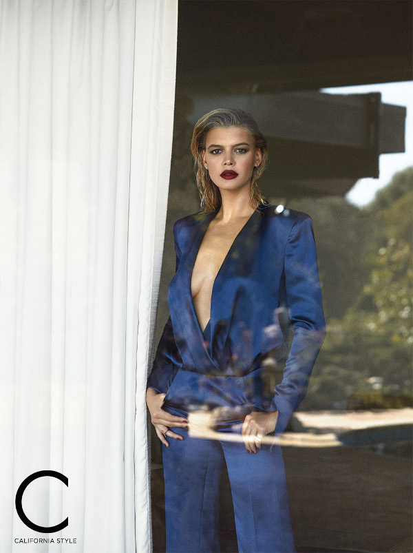 Kelly Rohrbach - C Magazine (May 2017)