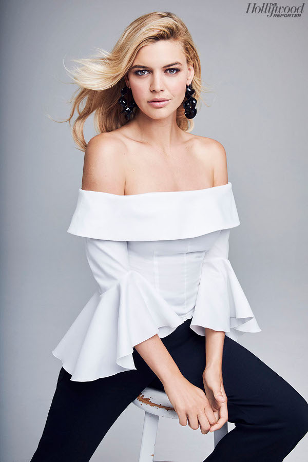 Kelly Rohrbach - The Hollywood Reporter (May 2017)