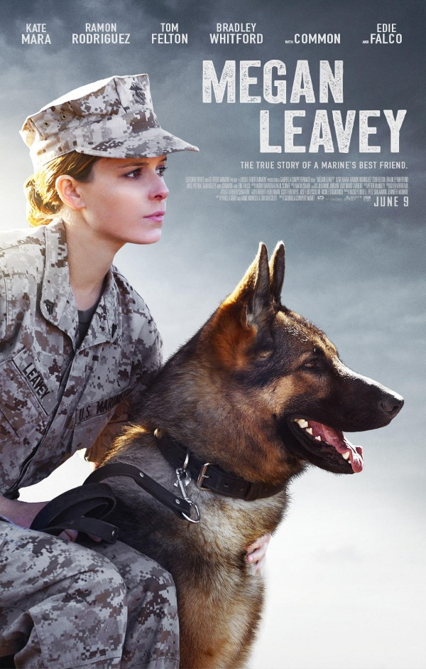 Meagan Leavey movie review
