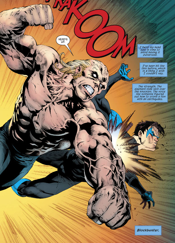 Nightwing #22 #comic review