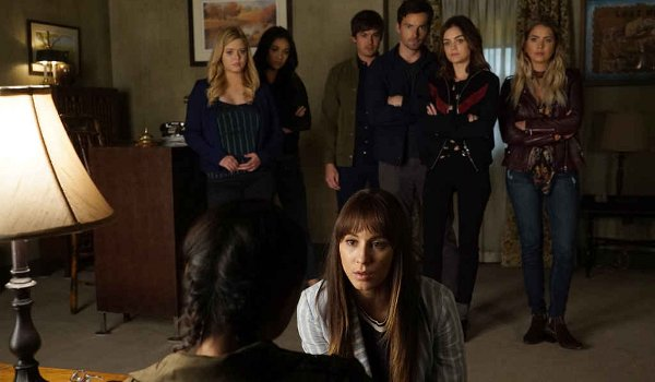 Pretty Little Liars - Farewell, My Lovely TV review
