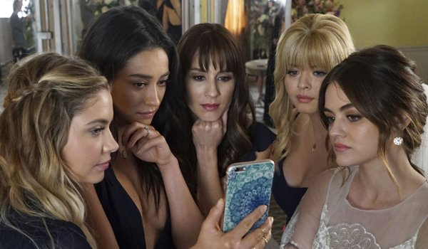 Pretty Little Liars - Til DeAth Do Us PArt television review