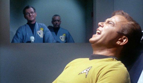 Star Trek - Dagger of the Mind TV review