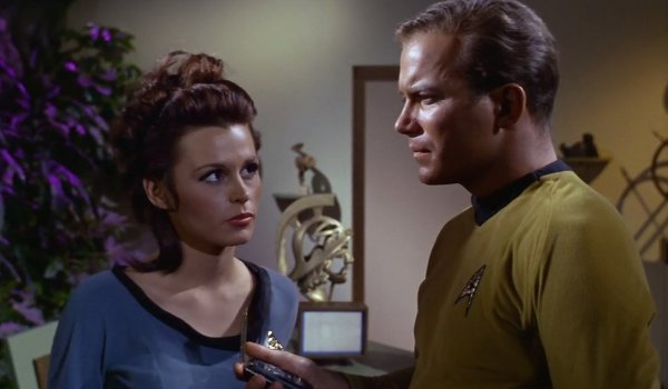 Star Trek - Dagger of the Mind TV review