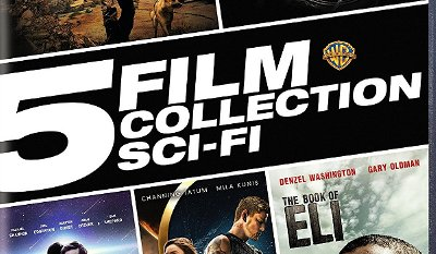 5 Film Collection: Sci-Fi
