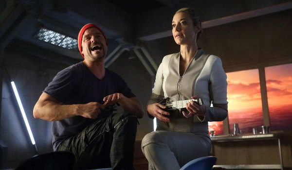 Dark Matter – All the Time in the World television review