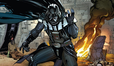 Darth Vader #1 comic review