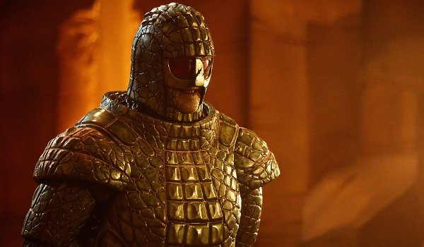 Doctor Who – The Empress of Mars TV review