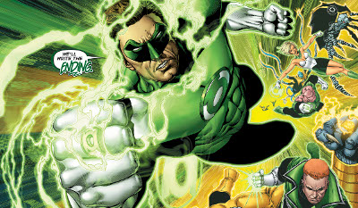 Hal Jordan and the Green Lantern Corps #22 comic review
