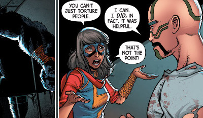 Secret Warriors #3 comic review