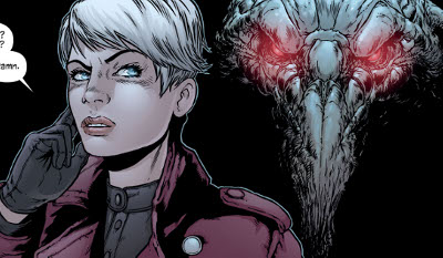 The Wild Storm #5 comic review