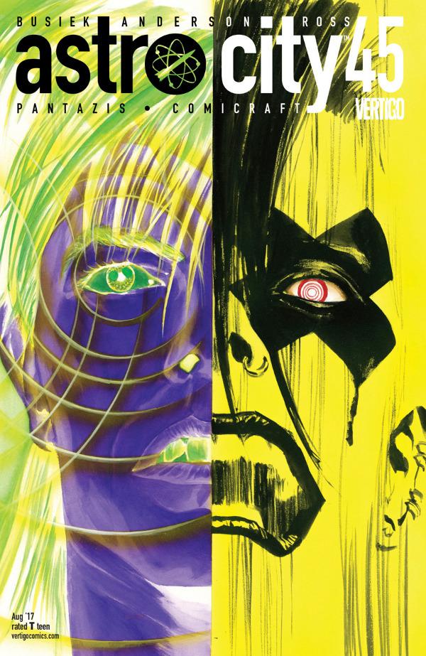 Astro City #45 comic review