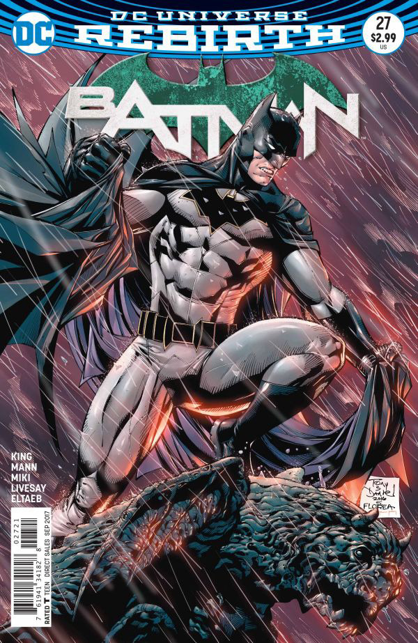 Batman #26 comic review