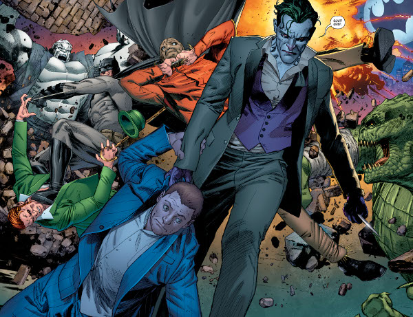 Batman #26 comic review