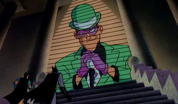 Batman: The Animated Series - If You're So Smart, Why Aren't You Rich? television review