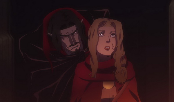 Castlevania - Witchbottle television review