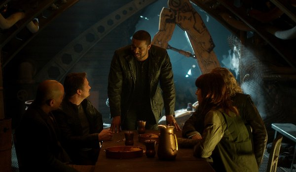 Dark Matter - Hot Chocolate television review