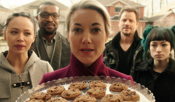 Dark Matter - Isn't That a Paradox? television review