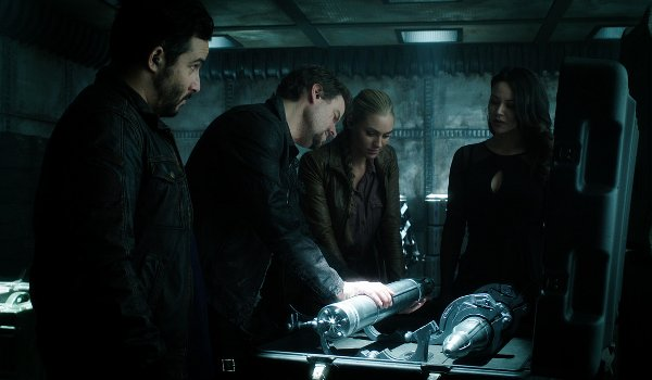 Dark Matter - One More Card to Play TV review
