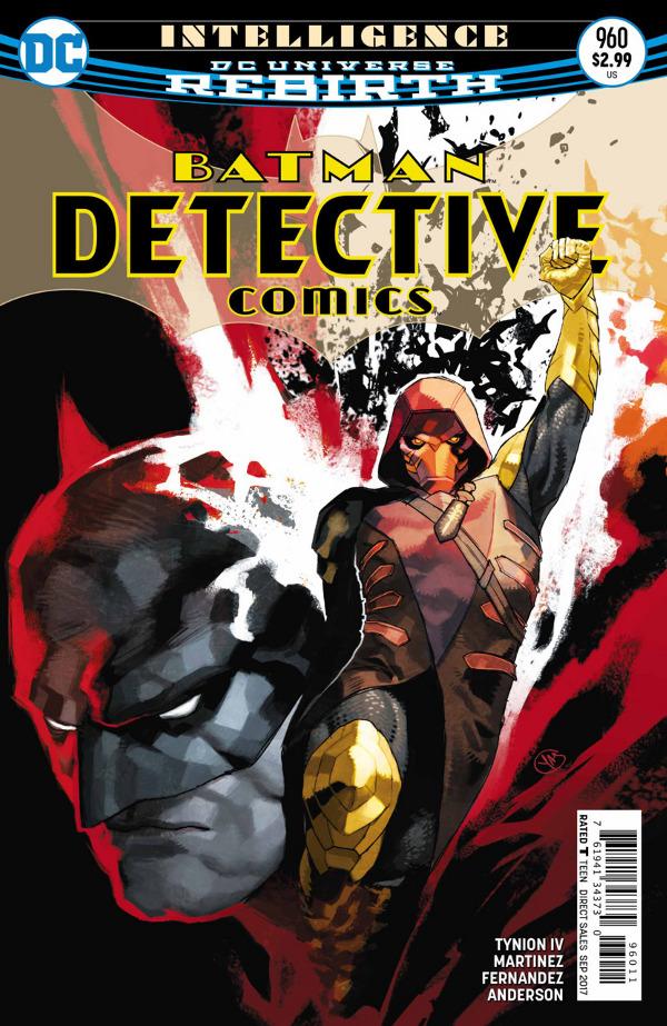 Detective Comics #960 comic review