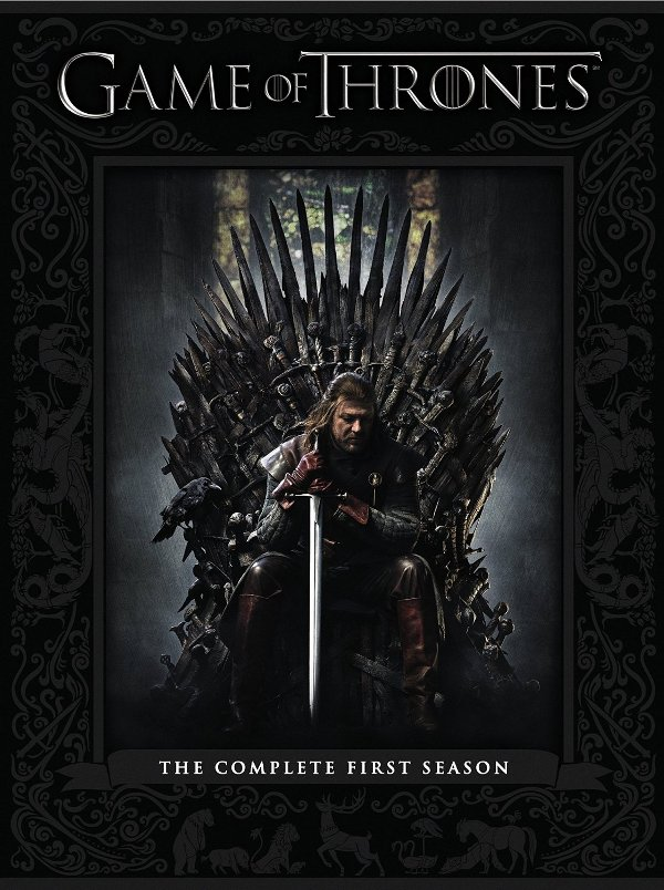 Game of Thrones - The Complete First Season DVD review