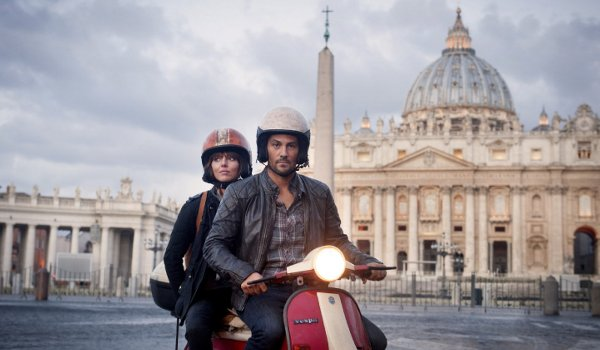 Hooten & the Lady - Rome TV review
