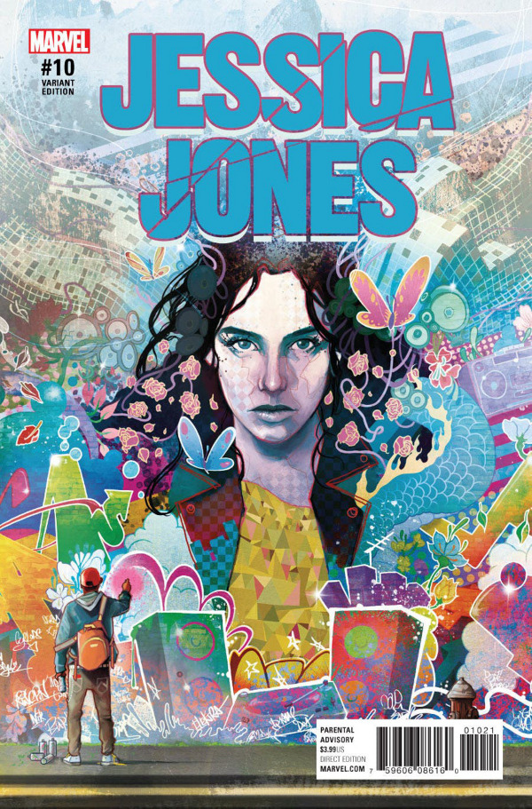 Jessica Jones #10 comic review
