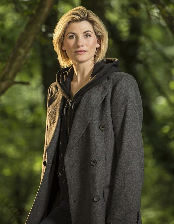 Meet the 13th Doctor - Jodie Whittaker