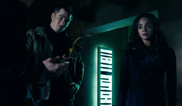 Killjoys - A Skinner, Darkly television review