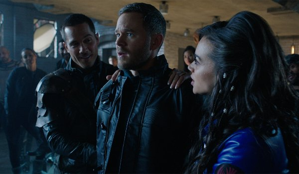 Killjoys - The Lion, the Witch & the Warlord TV review