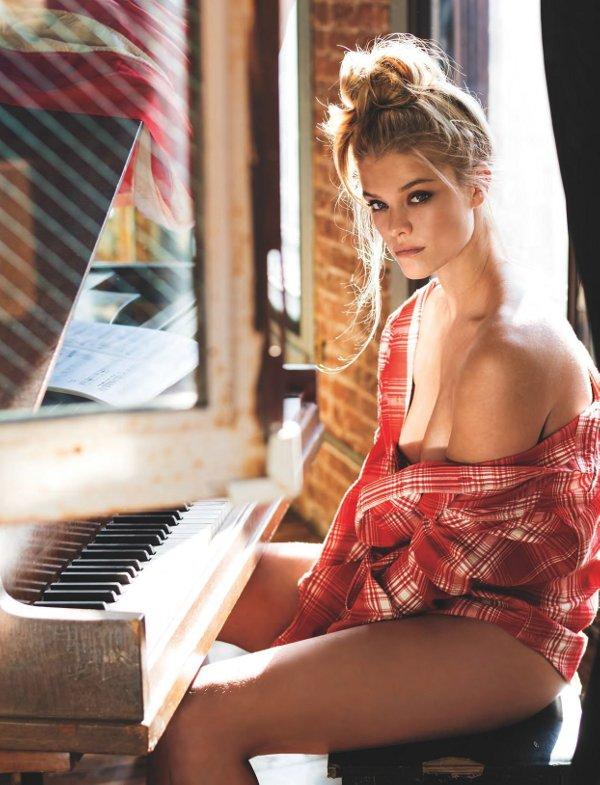 Nina Agdal - Maxim Australia (July 2017)