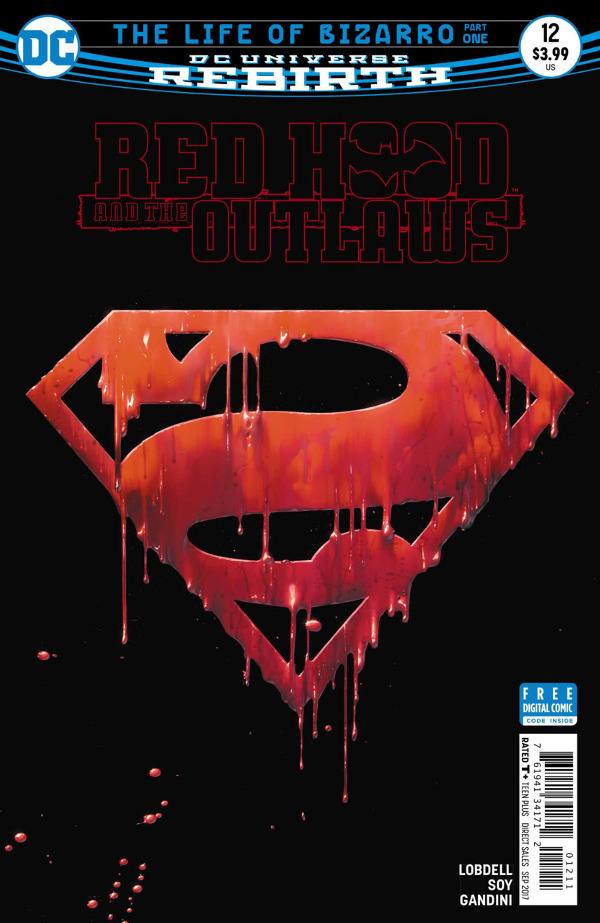 Red Hood and the Outlaws #12 comic review