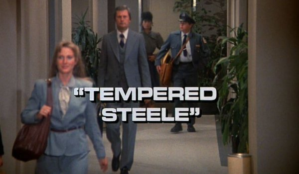Remington Steele - Tempered Steele television review