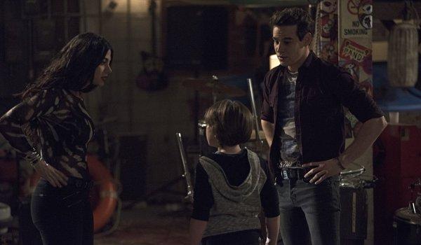 Shadowhunters - A Dark Reflection  television review
