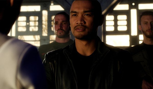 Dark Matter – Hot Chocolate television review