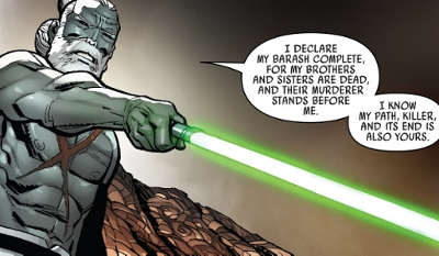 Darth Vader #3 comic review