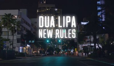 Dua Lipa – New Rules music review