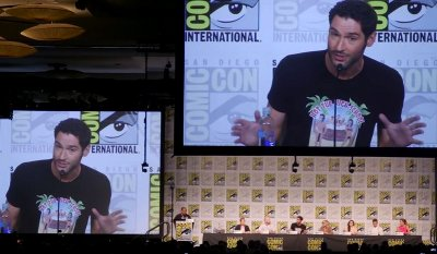 Lucifer SDCC 2017 Panel