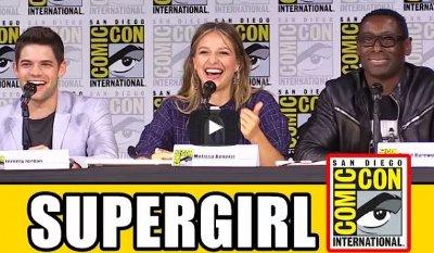 Supergirl SDCC 2017 Panel
