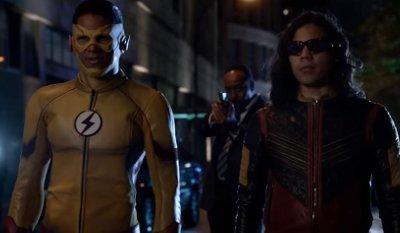 The Flash – Season Four Sneak Peek